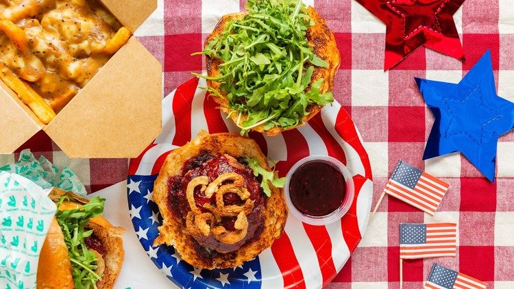 This Thanksgiving, Turducken Burgers are on the Menu